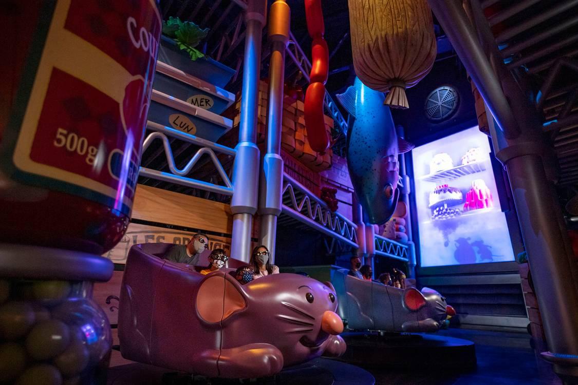 Disney marca prévias de nova atração do EPCOT