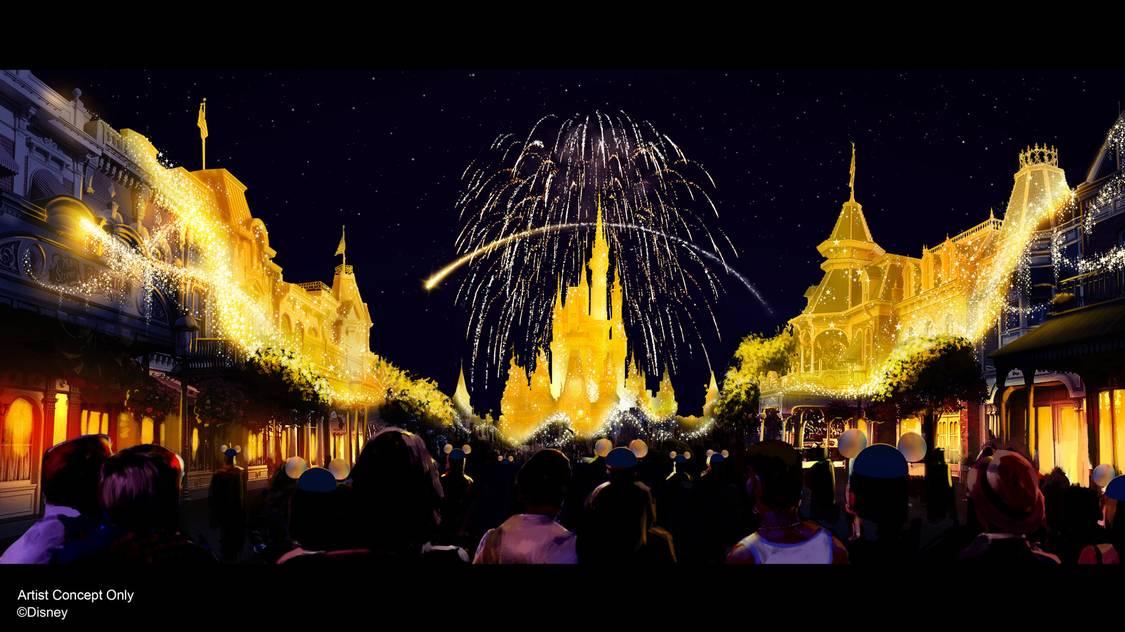 Disney revela horários de novos shows do Magic Kingdom e EPCOT