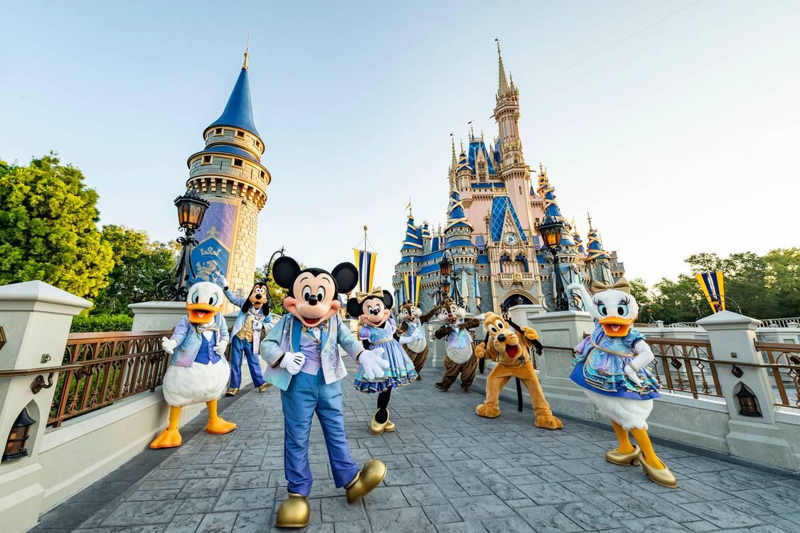 Comercial da Disney apresenta música-tema para os 50 anos