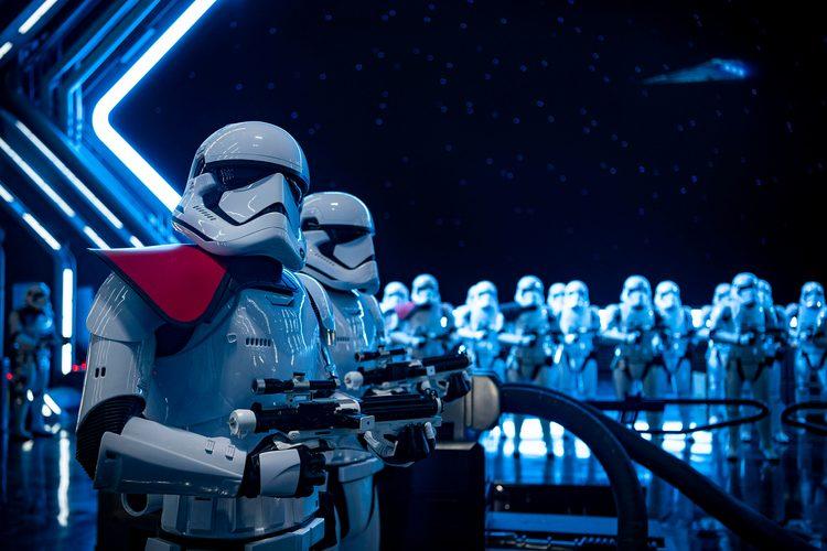 """""""Rise of the Resistance"""" entra em novo benefício Disney"""