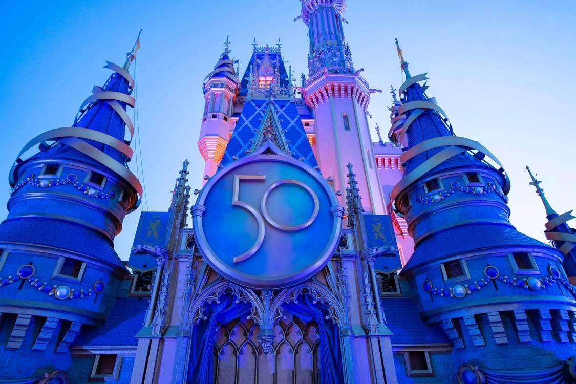 Disney anuncia especial de 50 anos do Walt Disney World para o Disney+
