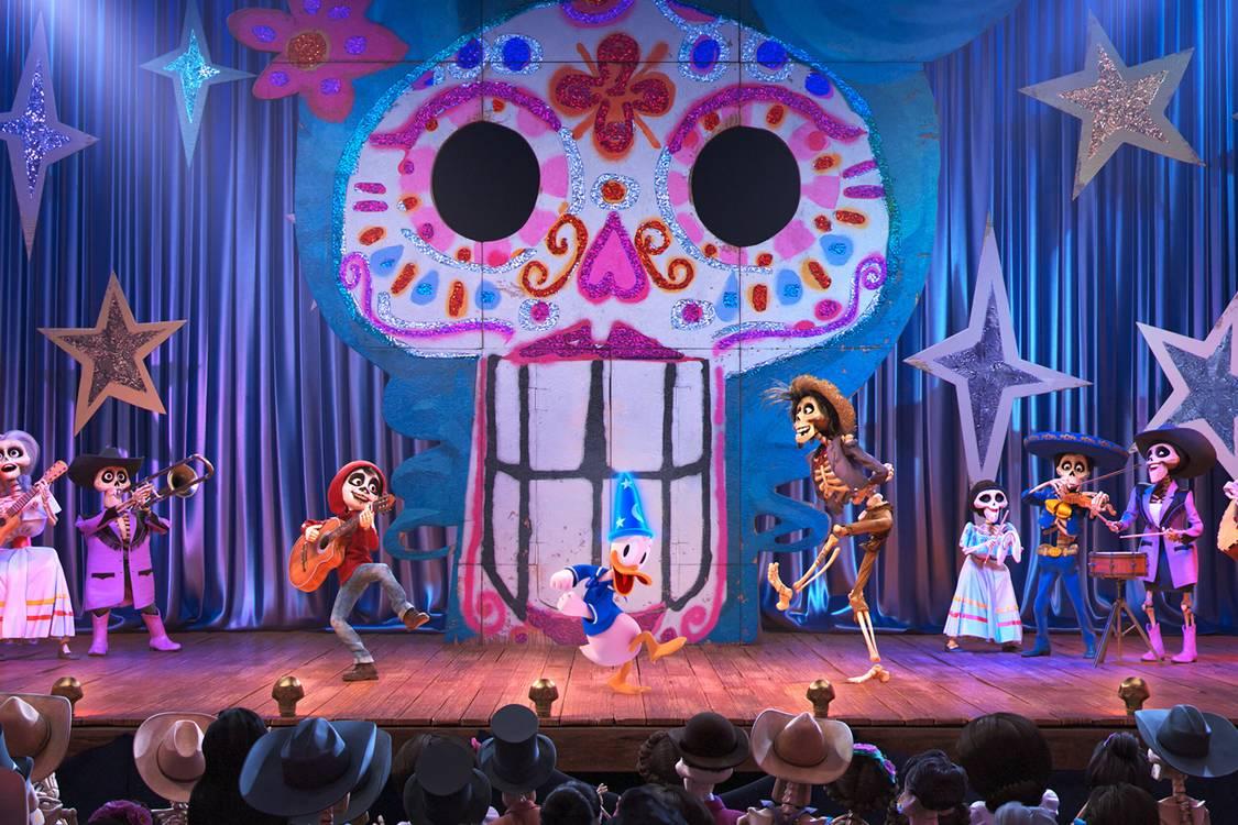"""Disney adiciona nova cena em """"Mickey's PhilharMagic"""""""