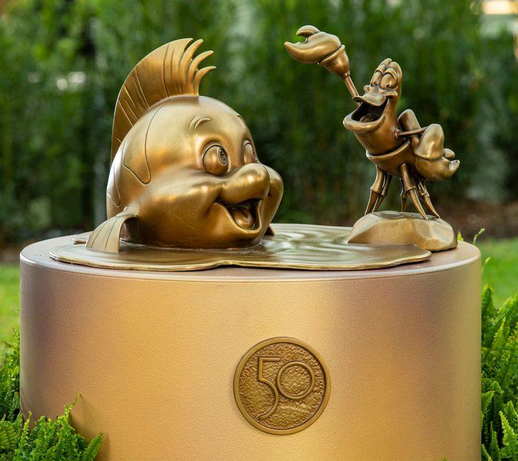 """Hollywood Studios recebe a coleção """"Disney Fab 50"""""""