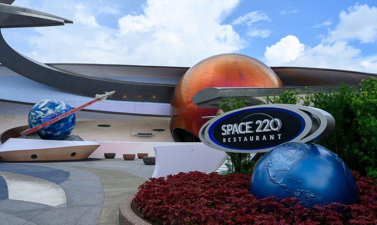 Space 220 finalmente abre as portas no EPCOT